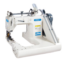 QS-937-PL THREE NEEDLES FEED OFF THE ARM MACHINE WITH PULLER