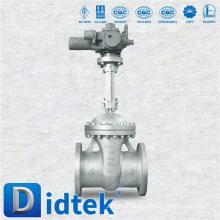 Didtek Fast Delivery Oil Bolted Bonnet gate valve with stem protector