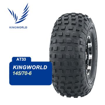 4x4 tubeless vtt pneus 145/70-6