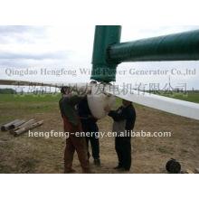 20KW vent turbine générateur à un aimant permanent entraînement direct, aucune boîte de vitesse, utilisé pour l'industrie, ferme, île
