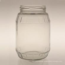 Glass Food Jar 900ml (XG900-6167)
