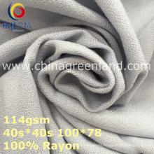 Tela tejida teñida del habajibi del rayón del 100% para la materia textil de la ropa (GLLML371)
