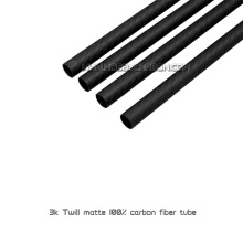 16mm Press Forming 3K Carbon Fiber Water Pipe