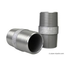 Accesorios galvanizados de la entrerrosca de la tubería de acero