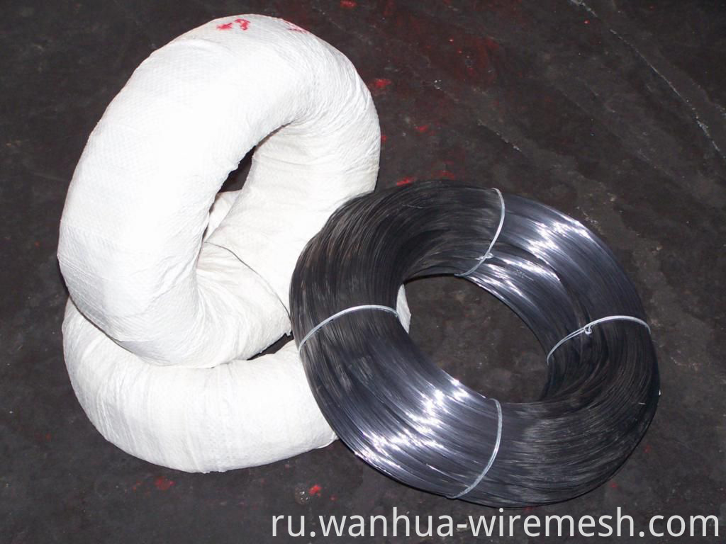 1.7MM diameter round shape Small coil tie wire (3)