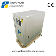 -10c 10kw Low Temperature Water Cooled Glycol Chiller Manufacturer