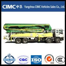 Concrete Pump Truck 37m Isuzu Chassis