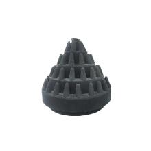 Новый дизайн Черный бархат Свадебный торт Ring Display Tray (TY-RST-BR1)