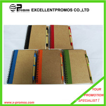 Recycled Notebook with Pen (EP-B7156)