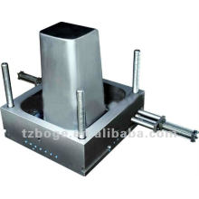 plastic injection mould for garbage can