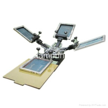 TM-R4 4-Color Manual Screen Printer