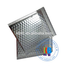 Enveloppe en feuille métallique en plastique bulle personnalisé poly mailer
