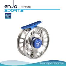 Angler Select CNC Aluminum Fishing Tackle Fly Reel (NEPTUNE 2-3)