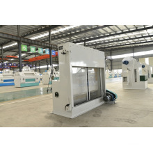 Air Suction Removes Impurities and Dust Used Seed Cleaning for Aspirator Channel Machine