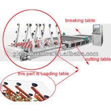 Cortadora de vidrio automática con mesa de carga YC3725