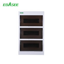 plastic 12 24 36 way electrical power distribution box
