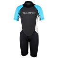 Seaskin Kids Wetsuit Shorty Boys Girls 3mm Neoprene