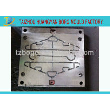 high quality plastic clothes hanger taizhou mould
