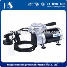 AS09K-3 Productos más vendidos Kit de aire compresor Protable con pistola pulverizadora