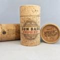 Biodegradable paper lip balm tube packaging box