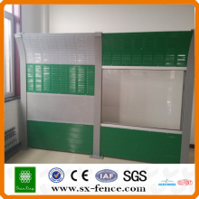 2014 welded road noise barrier (factory in china )