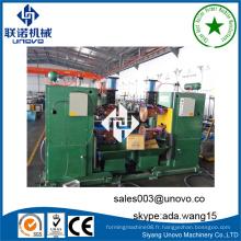 Machine de formage de rouleaux de plaques de carrosserie de carlingue avec soudeuse à rouleaux (certificat CE)