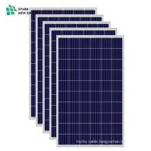 320W Poly Solar Panel For Solar Street Light