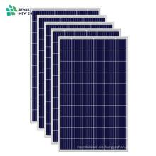 Panel solar polivinílico 270W