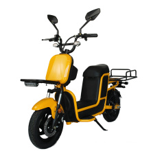 2 Wheel Electric Scooter for Cargo Delivery Cargo Ebike Cargo Scooter