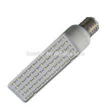 Usine bas prix PL mille lumière source lumineuse aluminium G24 / e27 / e26 / b22