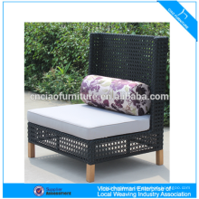 New style outdoor furniture garden chair rattan recliner chair