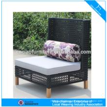 Cadeira ao ar livre do rattan da cadeira de jardim da mobília do estilo novo ao ar livre