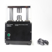 Battery Machine CR2032 Coin Cell Cases Sealing Machine Crimping Machine Lithium Ion Battery Equipment
