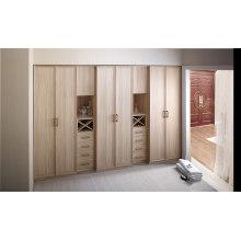 3 Puertas Profesional MDF Dormitorio Armario