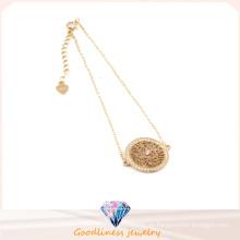 Qualitäts-Silber überzogenes Frauen-Art- und Weisearmband Bt6576