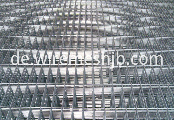 Galvanized Welded Mesh Panels