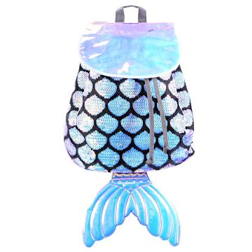 MERMAID  SEQUIN BACKPACK-0