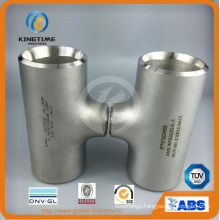 Stainless Steel Reducing Tee Wp304/304L Pipe Fitting with Ce (KT0035)