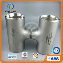 Нержавеющая сталь, уменьшение Wp304 / 304L тройник фитинги с Ce (KT0035)