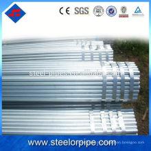 Tubos e tubos de aço sem costura de aço de liga DIN17175