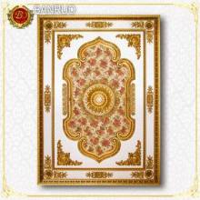 Plafonnier artistique de style européen Banruo pour décoration de chambre à coucher