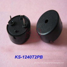 High Temperature Electromagnetic 12mm Outside Active Peizo Ceramic Buzzer