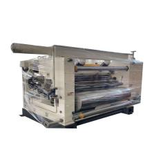 Corrugated  Single Facer Packing Making Machine Carton Box Corrugation Line