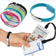Driver popular del USB del Wristband del silicón 16GB