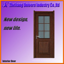 Porta de madeira laminada