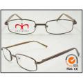 Nuevo marco óptico del metal del marco de Eyewear de la manera (WFM501001)