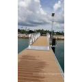 Aluminium structure marine Boat ramp and gangway for sale