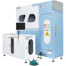 Máquina de rellenar abajo de los productos al aire libre