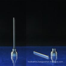 2-Piece Titanium Carb Cap for 14mm 10mm Domeless Nails (ES-TN-005)