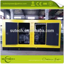 100kW / 125Kva elektrischer Dieselaggregat, angetrieben durch 1104C-44TAG2 Motor